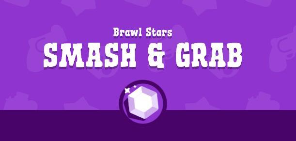 Игровой режим SMASH & GRAB