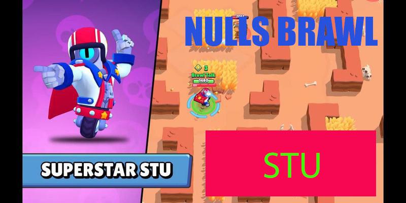 СКАЧАТЬ Null's Brawl с новым бойцом СТУ (STU)
