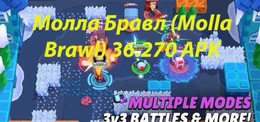 Скачать Молла Бравл (Molla Brawl) 36.270 APK